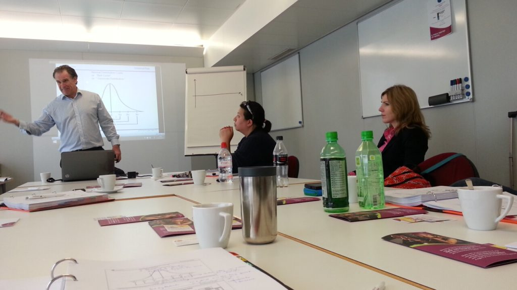 Lean Six Sigma classroom training Newcastle