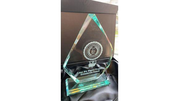 ILSSI Project Excellent Award 2021: TWI Cambridge