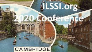 ILSSI Conference 2020 Cambridge