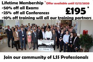 ILSSI Membership Lean Six Sigma Institute