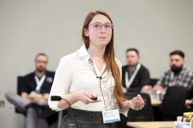 Gillian Von Runte Six Sigma ILSSI Conference