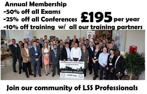 ILSSI Membership Lean Six Sigma Partners
