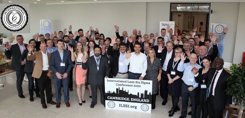 ILSSI 2020 Group Photo