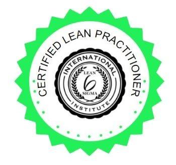 Certified Lean Practitioner ILSSI