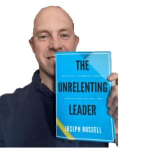 Joseph Russsell Leadership leader Air Force