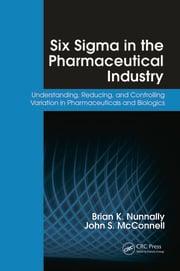 Six Sigma in Pharmaceuticals ILSSI